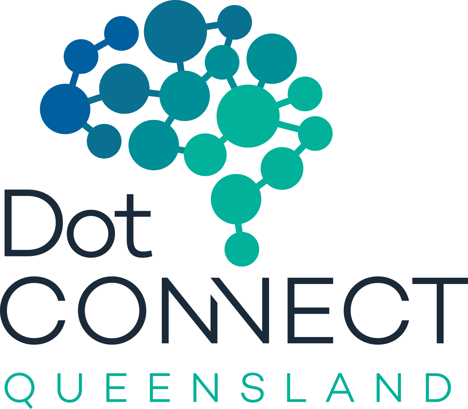 Psychologist Ipswich - Dot Connect QLD Logo